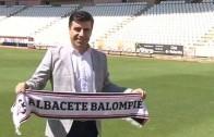 Nico Rodríguez, nuevo director deportivo del Alba