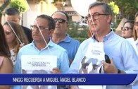 NNGG recuerda a Miguel Ángel Blanco
