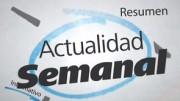 Actualidad Semanal 26 agosto 2017