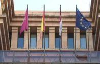 La bandera de España ondeará en la punta del parque