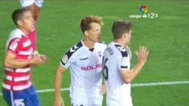 Puntazo del Alba en su regreso a la liga