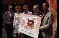 5 millones de cupones de la ONCE llevarán la imagen del Teatro Circo
