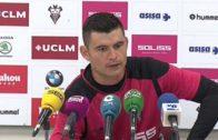 Carvajal agradece la confianza de Aira tras su error en Pamplona