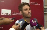 Erice, con ganas de que llegue el partido ante el Oviedo