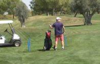Más de 250 participantes de la IX Edición Torneo Golf Base Aérea