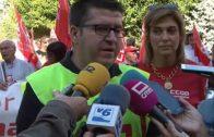 Las marchas por unas pensiones dignas llegan a la capital