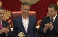 Albacete reconoce la trayectoria de Seve Felipe y Los Guachis