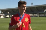 """Álvaro García: """"Quiero ser como Andrés Iniesta"""""""
