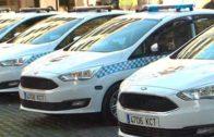 La Policía Local renueva parte de su flota de vehículos
