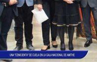 """Una """"Cenicienta"""" se cuela en la Gala Nacional de AMITHE"""