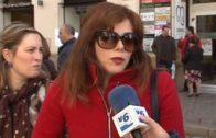 """Unas 1.000 personas entonan el """"Ni una más, ni una menos"""" en Albacete"""