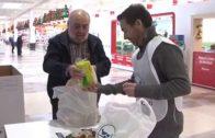 25.000 kilos menos de comida para el Banco de Alimentos
