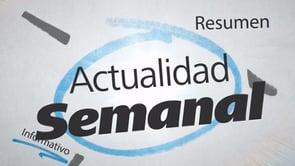 Actualidad Semanal 9 diciembre 2017