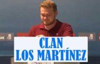 El clan de los Martínez, una saga en el PSOE