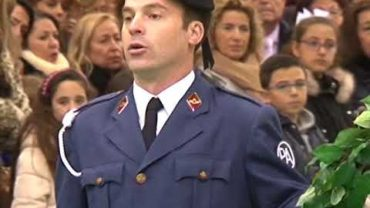 El ejército del aire celebra la festividad de su patrona