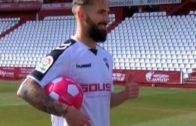 """Cifu: """"Llegar al Albacete no es un paso atrás en mi carrera"""""""