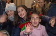 Mas de 50.000 albaceteños salen a calle para recibir a los Reyes Magos