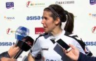 La colegiada evita la victoria del Albacete Nexus ante el Sevilla (1-1)