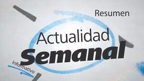 Actualidad Semanal 3 de marzo de 2018