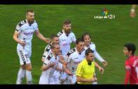 El Alba suma un punto a pesar del árbitro