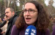 Huelga feminista sin precedentes en Albacete