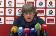 Martín: «En el partido ante Osasuna voy a ser yo»