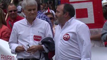 Carlos Pedrosa, sindicalista y empresario a partes iguales
