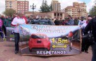 """Ciclistas y familiares homenajean a """"Chicharra"""" en Albacete"""