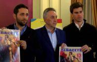 Doblete solidario de Cayetano en Albacete