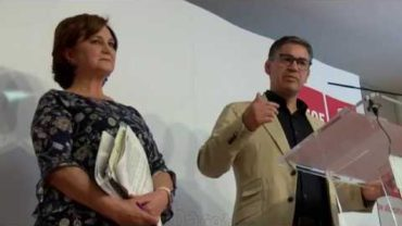 El PSOE pone los puntos sobre las íes a Mariano Rajoy