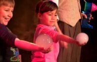 La Feria de Artes Escénicas y musicales arranca con burbujas