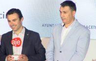 """17 Premio Joven Empresario de AJE con mensaje de """"compromiso social"""""""