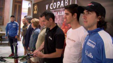 Arranca el V Desafío Copa BTT