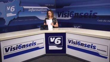 Informativo Visión 6 Televisión 25 mayo 2018