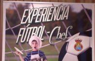 La experiencia Fútbol Chef llega un año más a la capital
