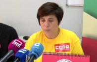 Paro general de los trabajadores de Correos en Albacete