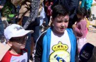San Isidro se celebró en Madrigueras con una tractorada infantil