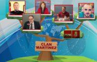 Un familiar del clan «Martinez», premiado en el día de la región