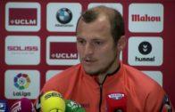 """Zozulia: """"El Albacete se va a salvar"""""""