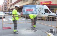 25.000 metros cuadrados de asfaltado en toda la ciudad