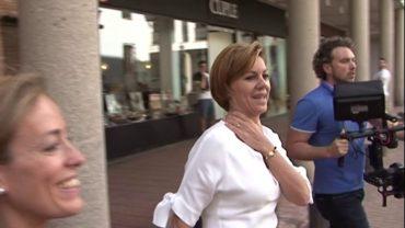 Albacete apoya a Pablo Casado y María Dolores Cospedal