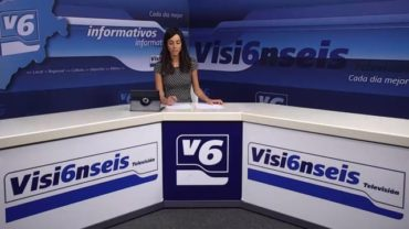 Informativo Visión 6 Televisión 20 junio 2018