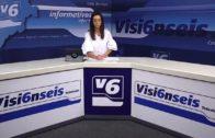 Informativo Visión 6 Televisión 5 Junio 2018