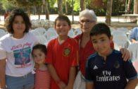 Al Fresco Día de los Abuelos en el Parqe Abelardo Sánchez 27 de Julio 2018