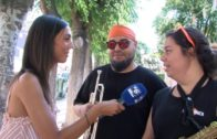 Al Fresco Reportaje Charangas Pozo Cañada 25 de Julio de 2018