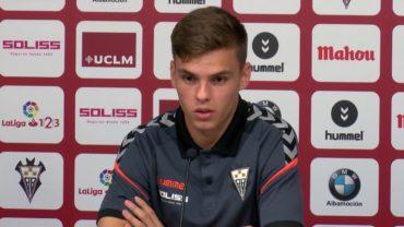 Aleix Febas, nuevo fichaje del Albacete Balompié