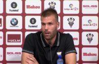 Alfredo Ortuño regresa al Albacete Balompié