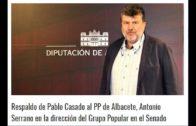 Antonio Serrano, un popular que no salta «ni con agua caliente»