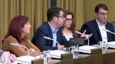 Belinchón se salta los estatutos del PSOE y anuncia sus intenciones