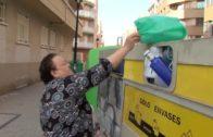 Campaña para denunciar el rebose de los contenedores amarillos